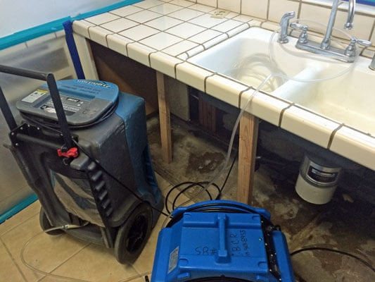 3 Things to Know about San Diego Water Damage Restoration