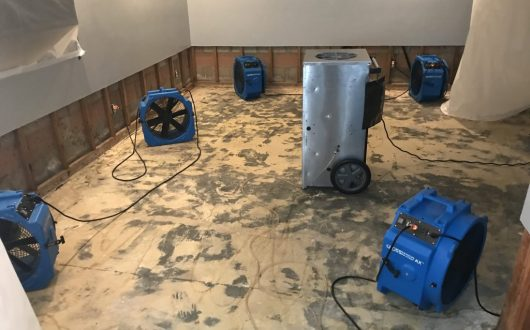 Water Damage Repair Spring Valley, California