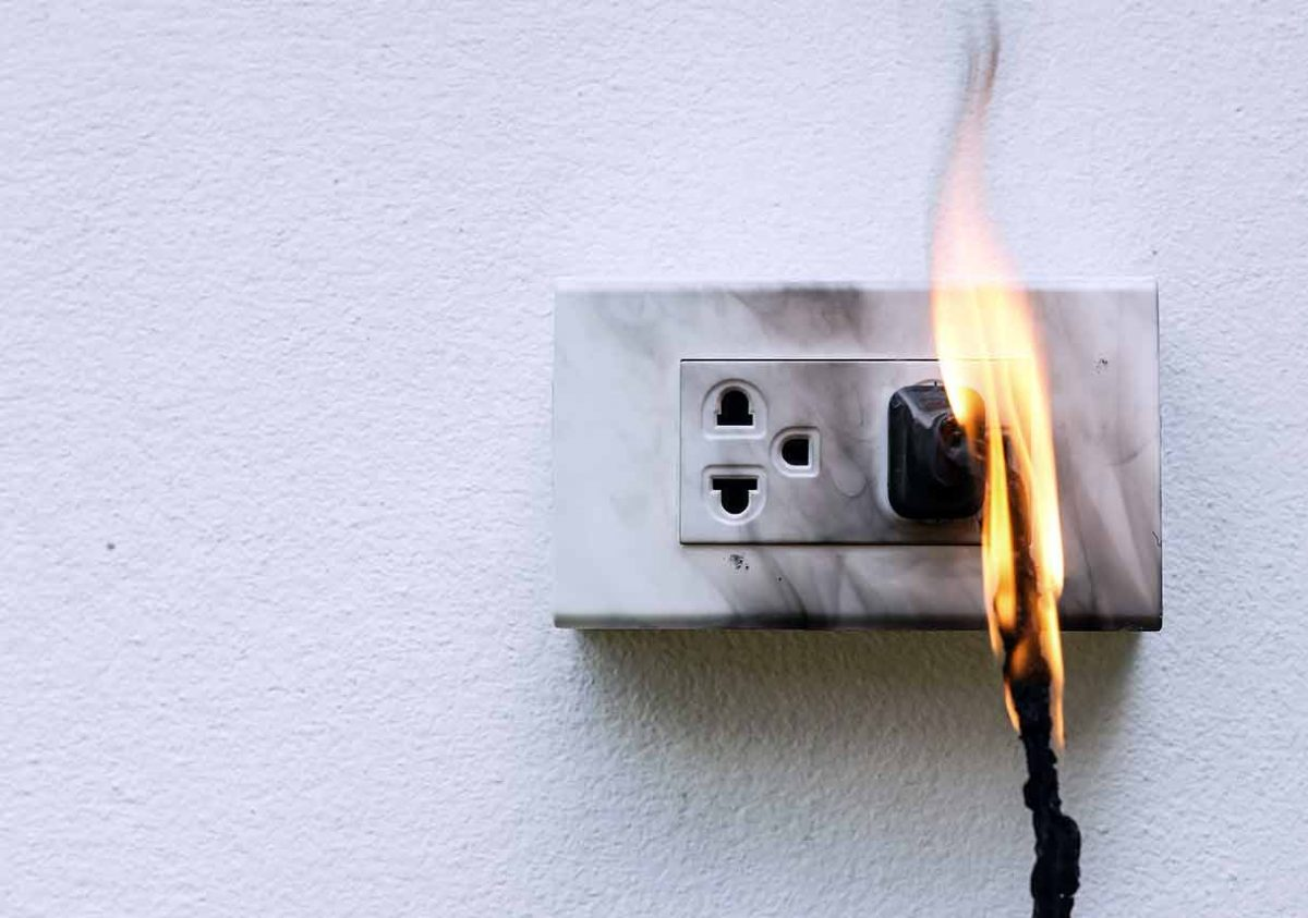 Tips To Avoid Home Electrical Fire