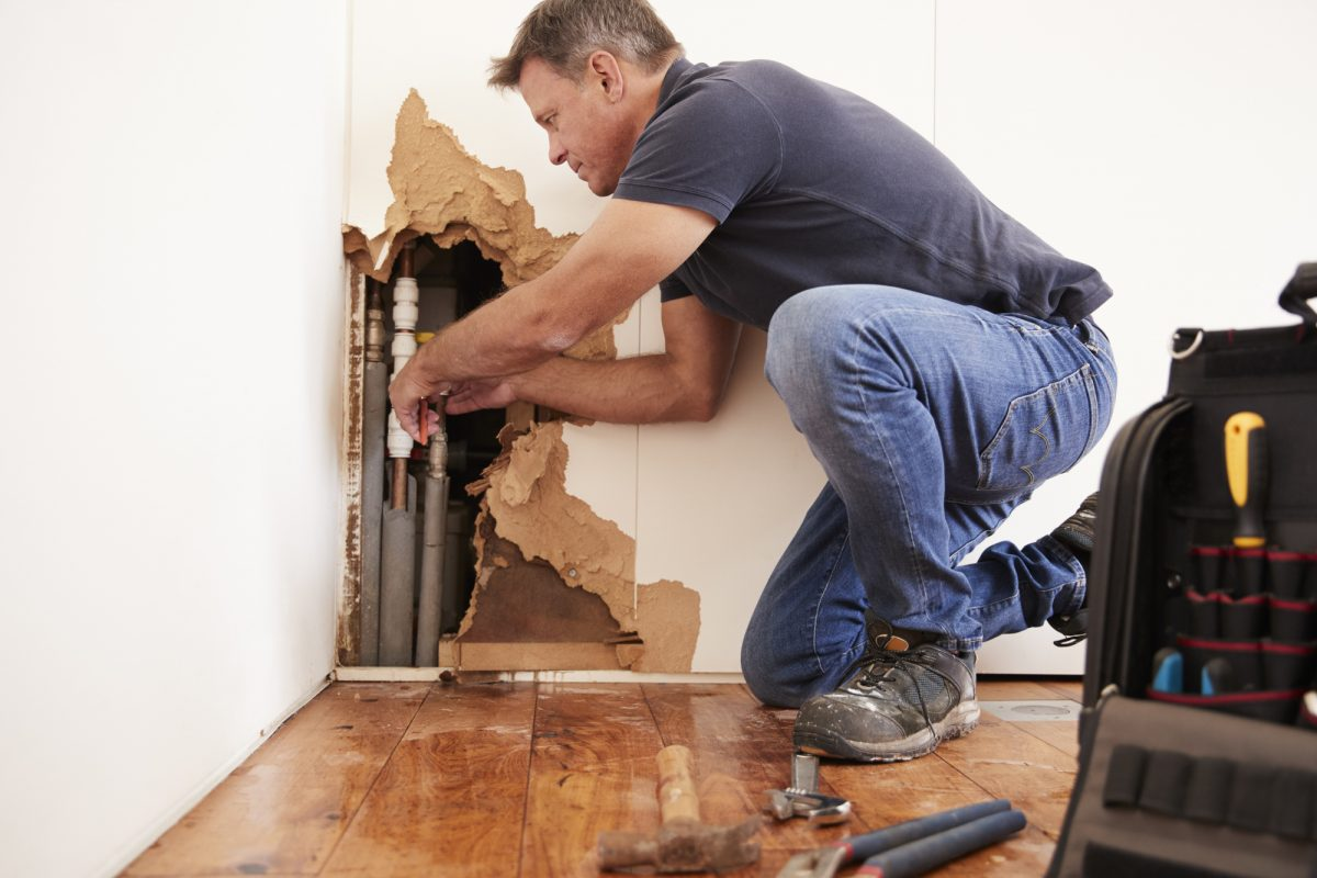 Water Damage Restoration Near Me: What To Expect