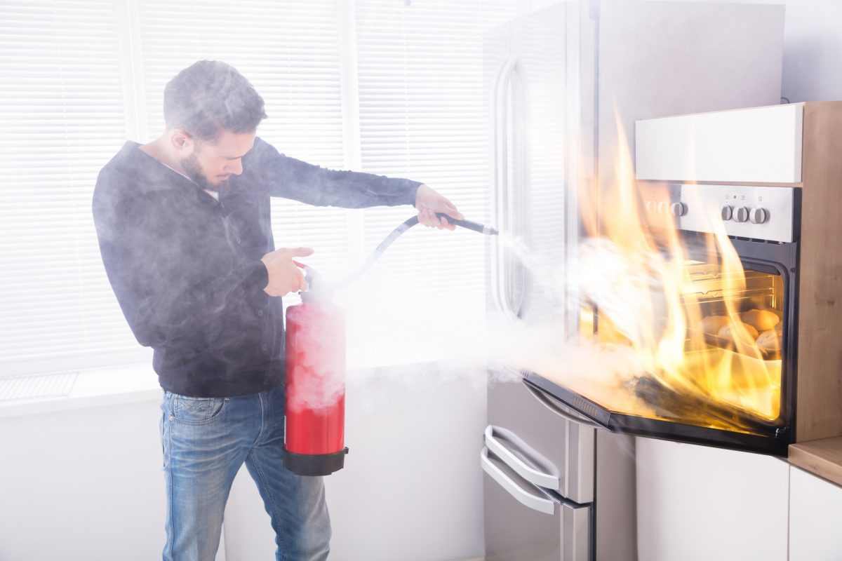 What Are the Common Causes of House Fires?